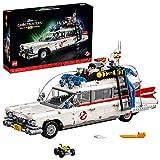 LEGO Creator Expert 10274 ECTO-1 SOS Fantômes, jeu de voiture à construire pour adultes, modèle de collection à exposer