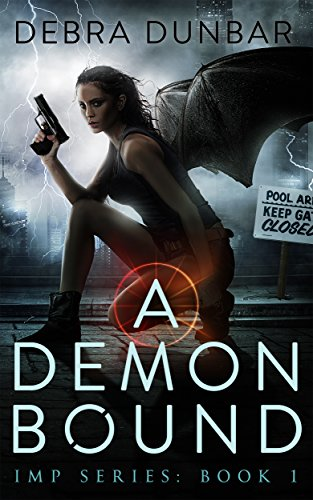 A Demon Bound (Imp Series Book 1)