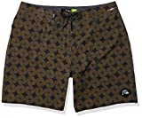 Quiksilver Men's Highline Threads & FINS 19 Boardshort Swim...