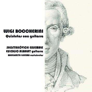 Boccherini: Quintetos con guitarra