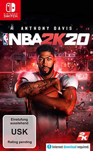 NBA 2K20 - Standard Edition - Nintendo Switch [Importación alemana]