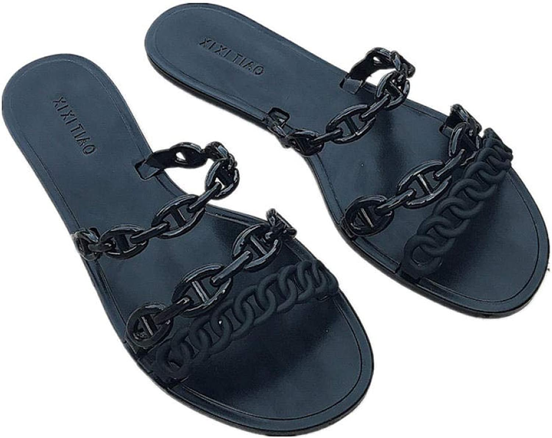 Byofty Le Pantofole Indossano Pantofole Piattesautope col Tacco Donna Pantofole Donna