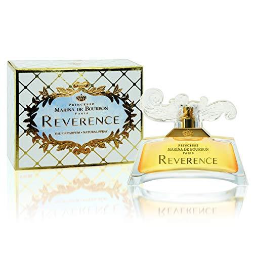 Marina De Bourbon Reverence femme / woman, Eau de Parfum, Vaporisateur / Spray, 100 ml