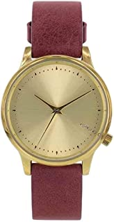 Komono Women's W2457 Watch Red