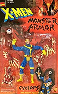 X-Men Monster Armor Cyclops Snap-On Cyclaw