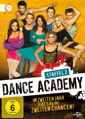 Dance Academy, Staffel 2 - Im zweiten Jahr gibt's keine zweiten Chancen! [5 DVDs]