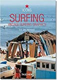 Surfing: Vintage Graphics: Vintage Surfing Graphics (Icons) - Jim Heimann