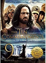 The Ten Commandments / David & Goliath / Esther & The King / The Power Of The Resurrection / I Beheld His Glory / The Great Commandment / Joseph & His Brethren / Martin Luther / Hill Number One 9-Movie Bible Stories Collection