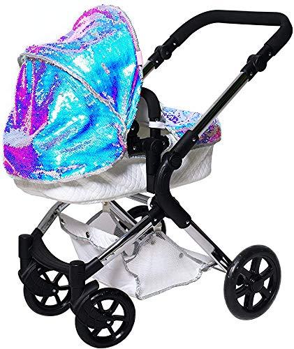 Cinturón de seguridad ajustable - la altura del mango ajustable de los mini coches de niños, cochecitos,Emaciated look