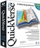 Quickverse Mac Bible Study 2007 White Box