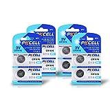 Batteria al litio 3V, tipo CR1616/1616/BR1616/ECR1616/5021LC/L11/L28/KCR1616, per telecomando auto