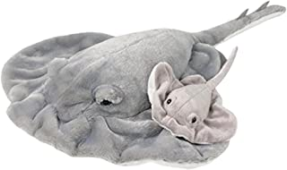 Adventure Planet Birth of Life Stingray with Baby Plush Toy 22