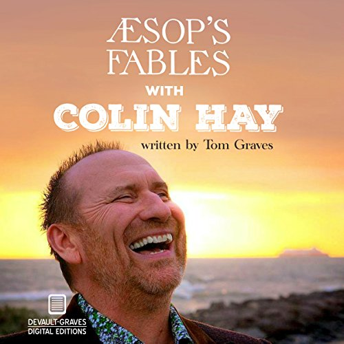 Aesop's Fables with Colin Hay audiobook cover art