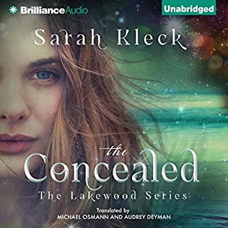 The Concealed audiobook cover art