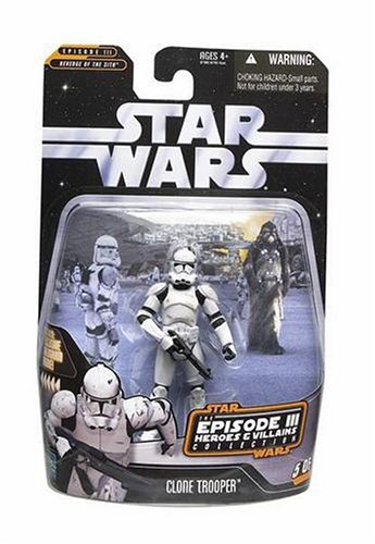 Star Wars Greatest Hits Basic Figure Clone Trooper