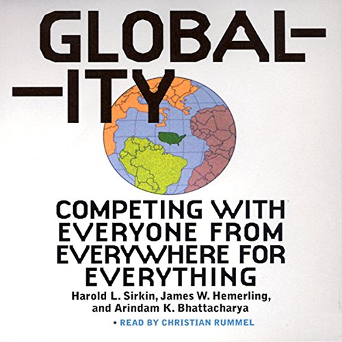 Globality audiobook cover art