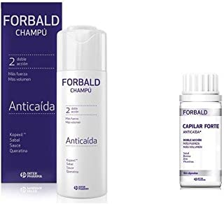 Amazon.es: forbald champu
