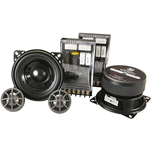 DLS CK-RC4.2-10 cm Komponenten-Lautsprecher mit 100 Watt (RMS: 60 Watt)
