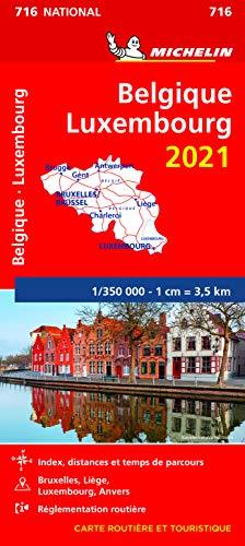 Belgique, Luxembourg 2021