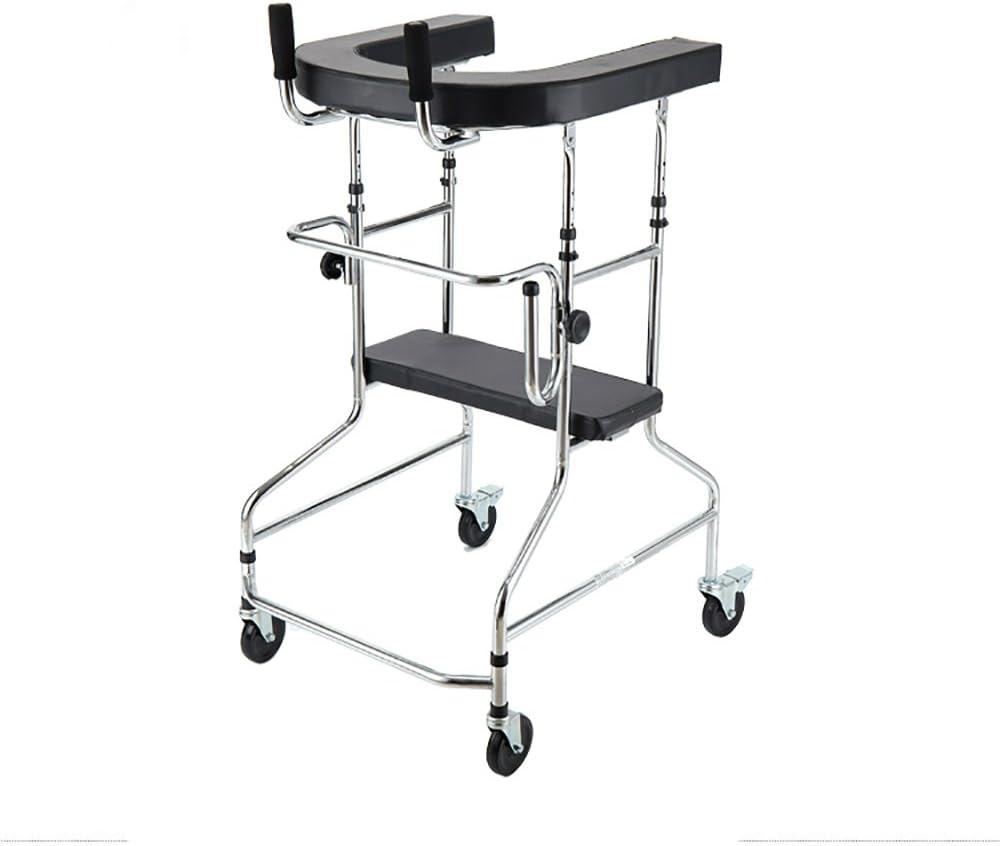 Yxsd Adult Walker Elderly Standing Limited time cheap sale Rollator Rehabilitation Frame cheap