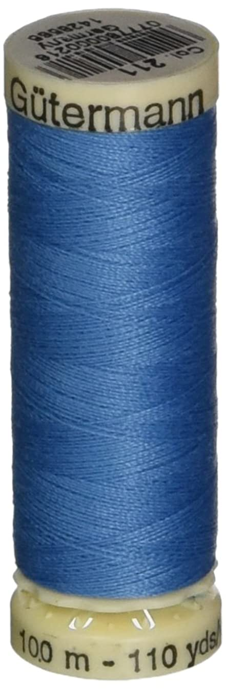 Gutermann Sew-All Thread 110 Yards-True Blue