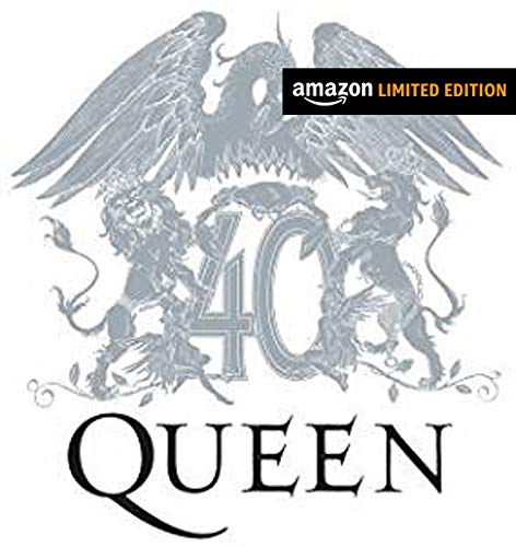 Queen 40 Limited Edition Collector's Box Set 2