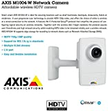 Axis M1004-W Network Camera - Color