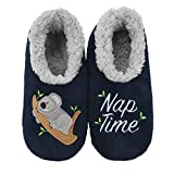 Snoozies Slippers for Women - Pairables Womens Slippers - Koala/Naptime - Large