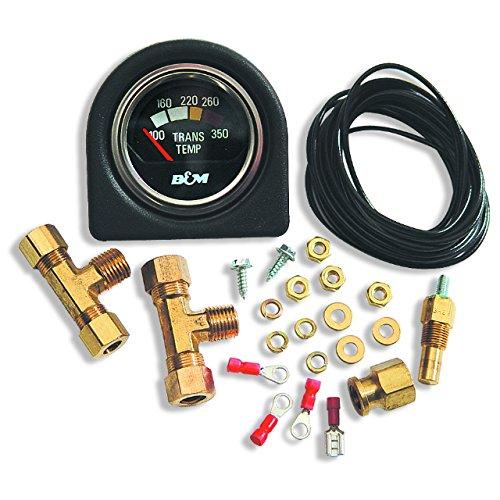 B&M 80212 Transmission Temperature Gauge Kit