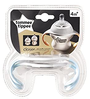 Tommee Tippee Closer to Nature Bottle Handles 2-Pack (Blue) (B00DPRB1FS) | Amazon price tracker / tracking, Amazon price history charts, Amazon price watches, Amazon price drop alerts