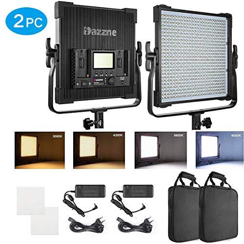 Adaptador de Montaje de Zapata Caliente Triple para micr/ófono LED Video Monitor de luz c/ámara de aleaci/ón de Aluminio Mugast Adaptador de Montaje de Zapata Caliente Ajustable