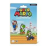 PowerA Collector Pin Set - Super Mario Heroes スーパーマリオ ピンバッヂ 141[並行輸入]