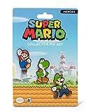 PowerA Collector Pin Set - Super Mario Heroes