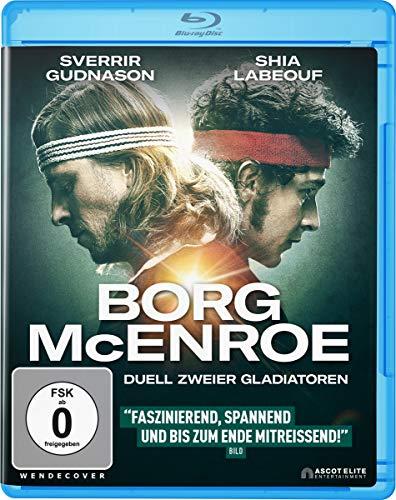 Borg vs. McEnroe - Duell zweier Gladiatoren [Alemania] [Blu-ray]