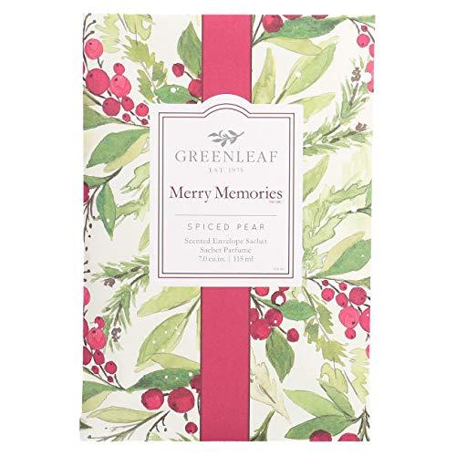 Greenleaf parfumés mERRY mEMORIES/glückliche souvenirs noël noël/115 ml