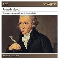 Haydn: Symphonies Nos. 41-47 50-52 64
