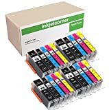 Inkjetcorner Compatible Ink Cartridges Replacement for PGI-270XL CLI-271XL PGI 270 CLI 271 for use with TS5020 TS6020 MG6800 MG6820 MG6821 MG5700 MG5720 MG5721 (20-Pack)