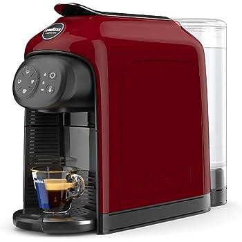 Lavazza Idola Independiente Máquina de café en cápsulas 1,1 L Totalmente automática - Cafetera (Independiente, Máquina de café en cápsulas, 1,1 L, Cápsula de café, 1500 W, Rojo): Amazon.es: Hogar