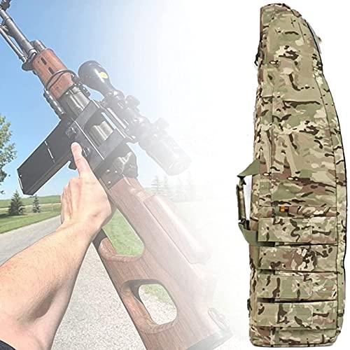 Bolsa De Rifle Suave Táctico, Bolsa para Rifle Funda para Transporte de...