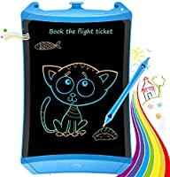 bravokids Preschool Learning Toys for Kids Toddler, 8.5 inch LCD Writing Tablet Electronic Doodle Board, Educational...