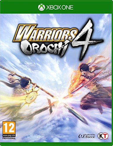 Warriors Orochi 4 - Xbox One [Importación inglesa]