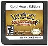 Tarjeta compatible con Pokémon Soul Silver versión Apply to NDS 3DS DSI DS (Heart Gold Edition)