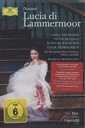 Donizetti - Lucia di Lammermoor [Blu-ray]