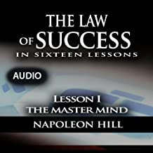 The Law of Success, Lesson I: The Master Mind
