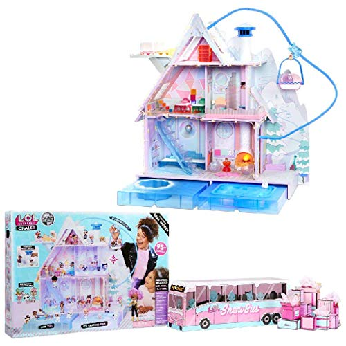 The Winter Disco Chalet is one of the latest toys for girls
