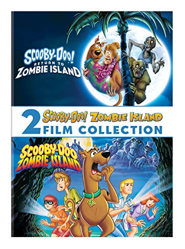 Scooby-Doo! Return To Zombie Island 2-Film Collection (DVD)