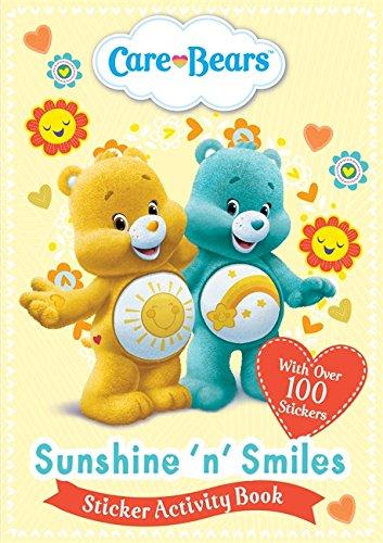 Sunshine 'N' Smiles Sticker Activity Book