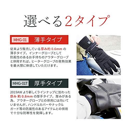 HANDLEKING(ハンドルキング)『めちゃヒート(MHG-01)』