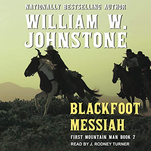 Blackfoot Messiah audiobook cover art