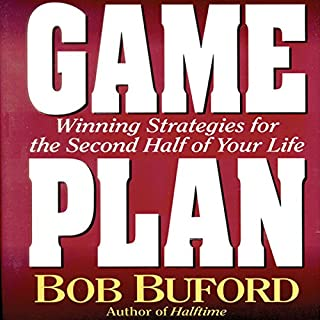 Game Plan audiobook cover art